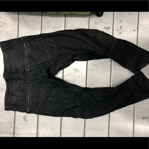 G-star New Riley 3D Loose Tapered Raw Denim Jeans